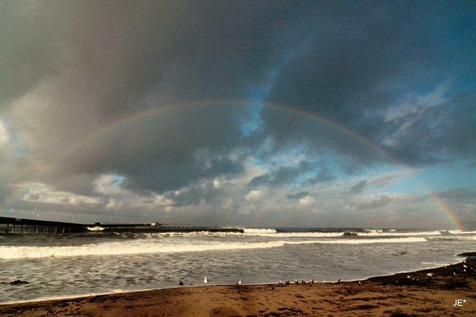 Rainbow over OB