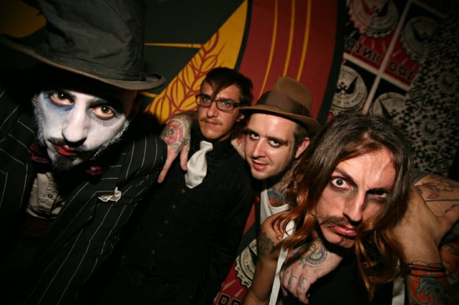 Viva Le Vox will do that voodoo that they do so swell at Shakedown on Sunday.
