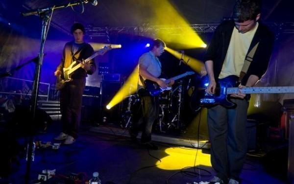 Scottish indie rock act We Were Promised Jetpacks play Casbah Wednesday.