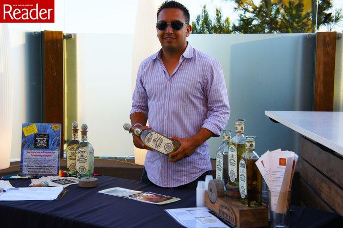 Tequila Fortazela!