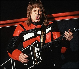 The honoree, Nigel Tufnel, for turning it up to eleven.