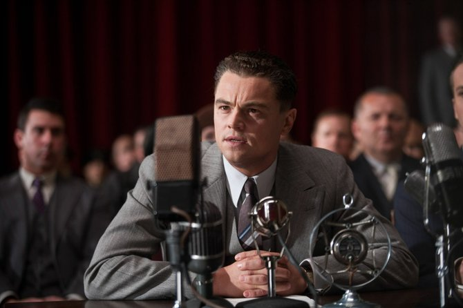 Leonardo DiCaprio plays J. Edgar, the Red-obsessed father of the FBI.