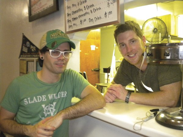 Philly natives, brothers, co-owners David and Brian McGonagle