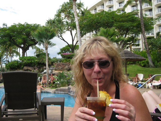 """ A Lesson in Polynesian Culture...Repeat After Me: ""Mai Tai...Good! Again!"""