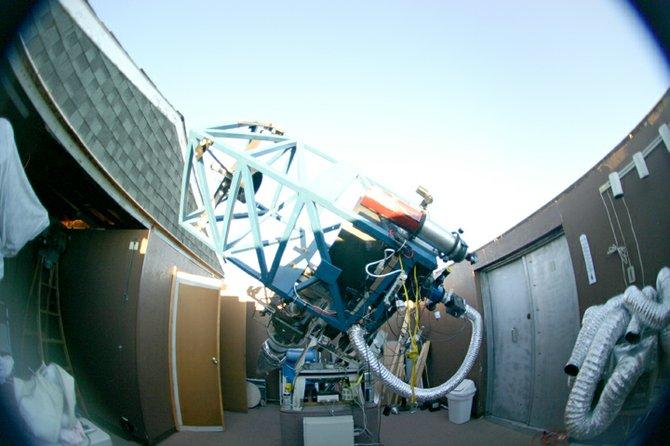 Tierra Astronomical Institute - Sina Sadjadi - 26 inch - Boulevard...