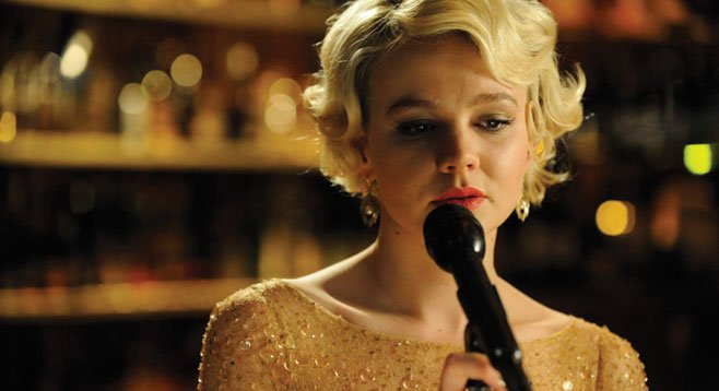 In Shame, a sex addict's one long-term relationship is with his sister, Sissy, played by Carey Mulligan.