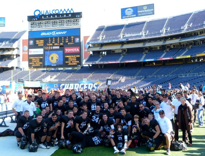 2011 Division IV Champions - Valley Center Jaguars