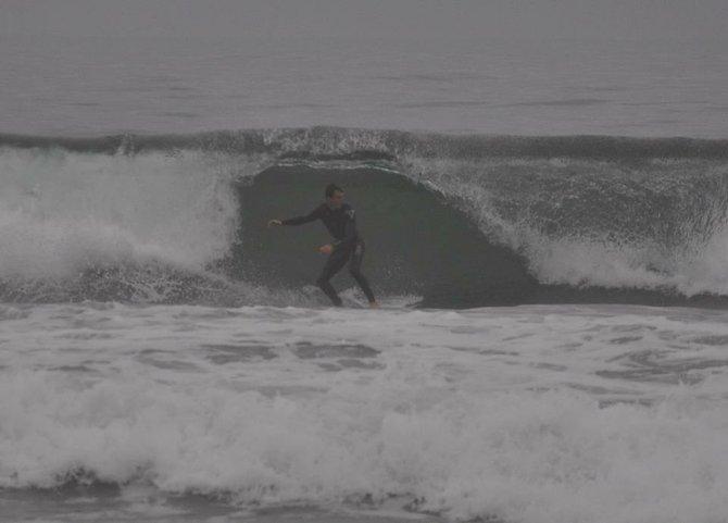Baja Surfer
