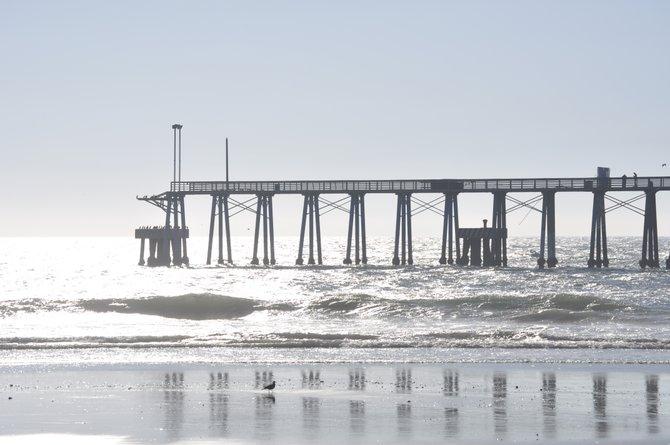 Pier Rosarito Beach