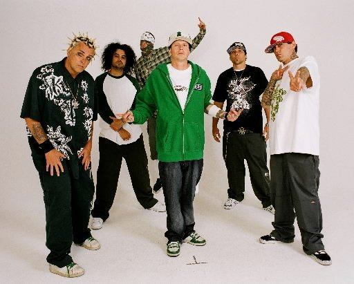 Rapcore crew Kottonmouth Kings slither into Belly Up behind Bongloads & B-Sides.
