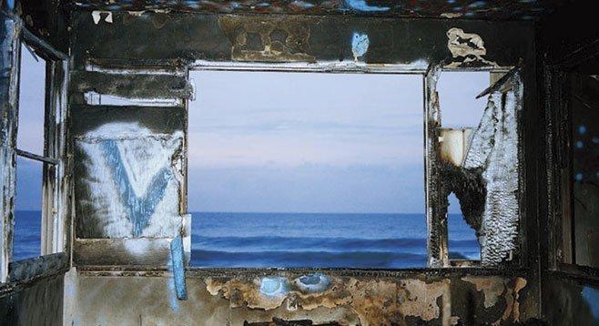 Devastation and decay never looked so good. (John-Divola's Zuma Beach 1977–'78)
