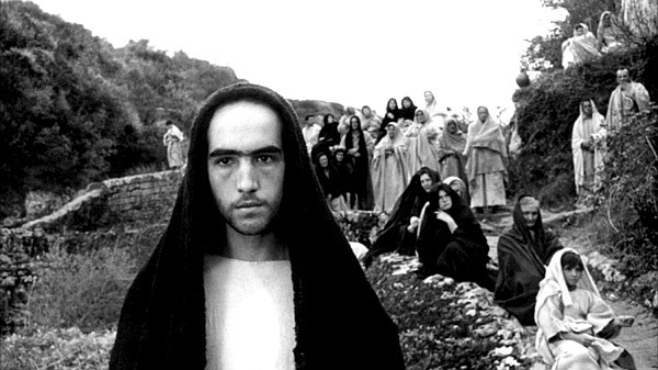 Pier Paolo Pasolini's The Gospel According to St. Matthew. You'd swear Jesus hired a second-unit camera crew to document His every move.