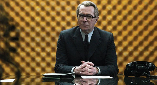 Tinker Tailor Soldier Spy makes much, without fuss, of even tiny scenes.