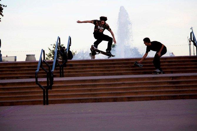 5 Stair, Balboa Park.