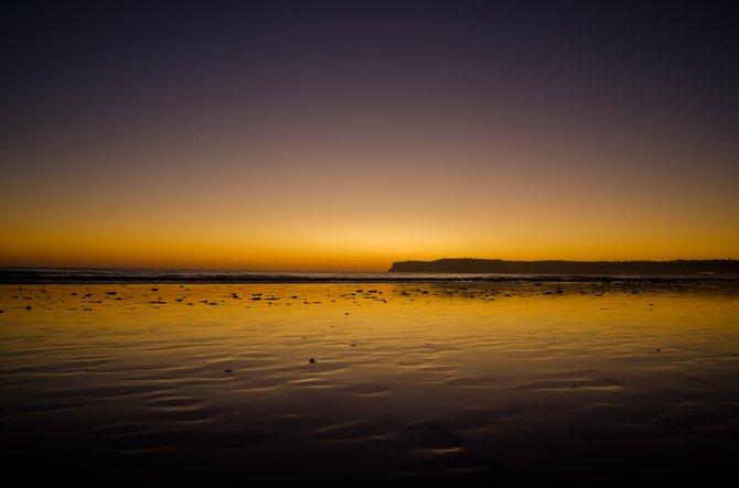 This was shot at Coronado at Sunset...:) It was a beautiful evening.