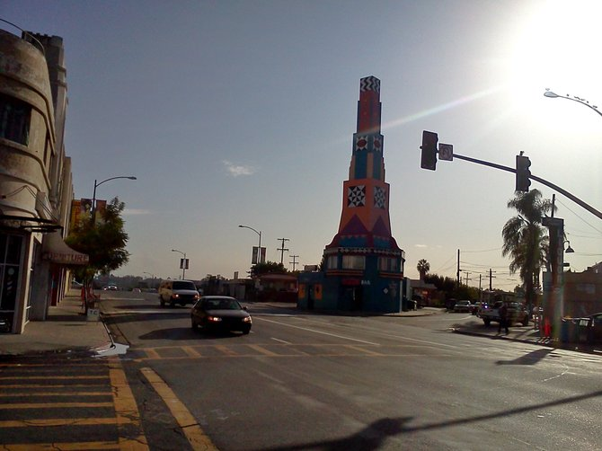 Tower‎