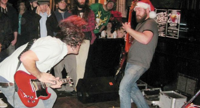 The Source of All Math Rock | San Diego Reader