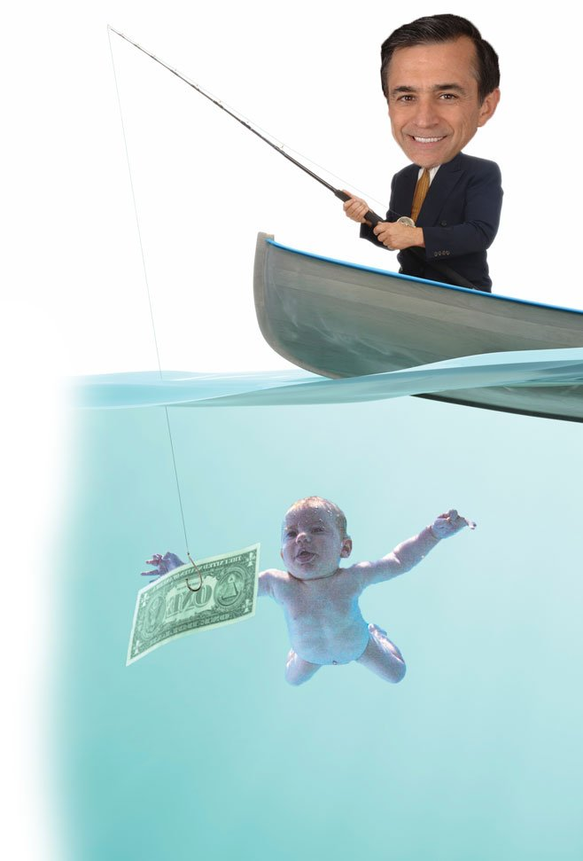 Darrell Issa's PAC reeled in — and spent — plenty of money in 2011. A local fishing charter company landed $1500.