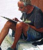 Havana street artist