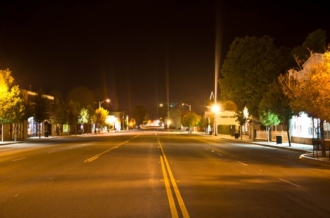 Ramona nightlife