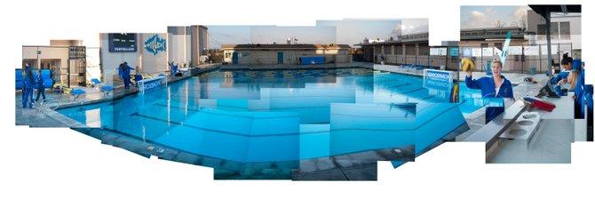 My Second Home Grossmont High School Pool El Cajon, CA