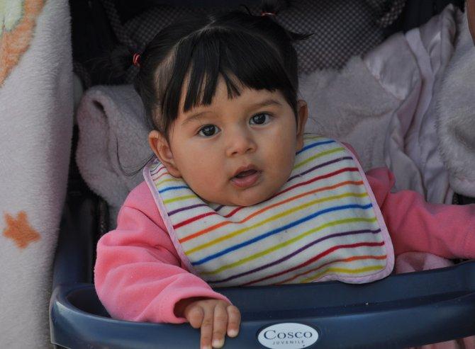 Mexican Baby Rosarito Beach