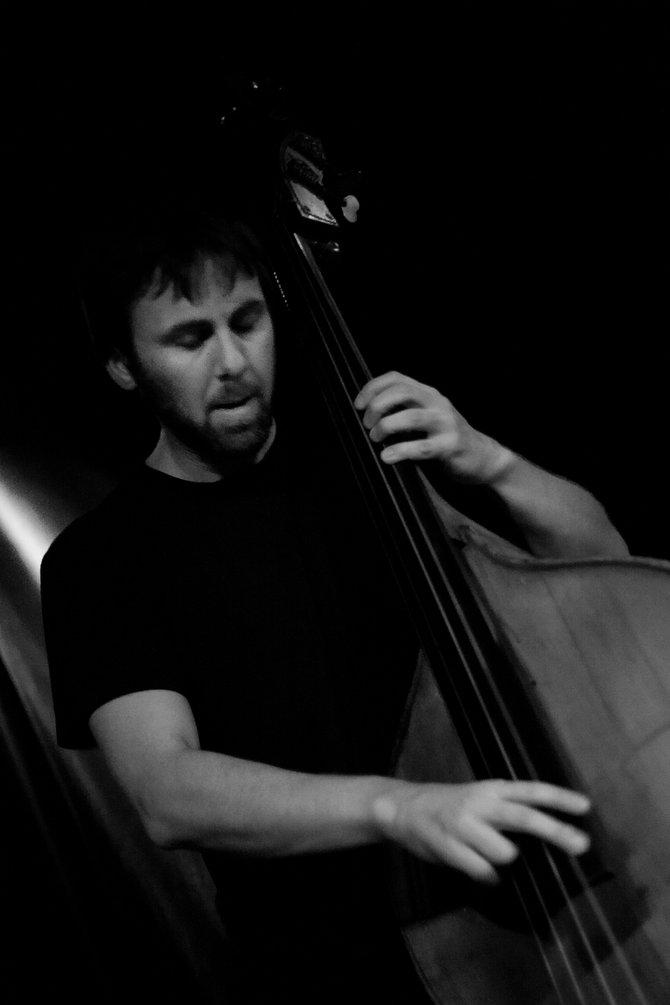 Jazz jam at Lestat's.