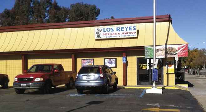 Family-owned since 1993, Los Reyes is a fixture atop Broadway, in the heart of Golden Hill.