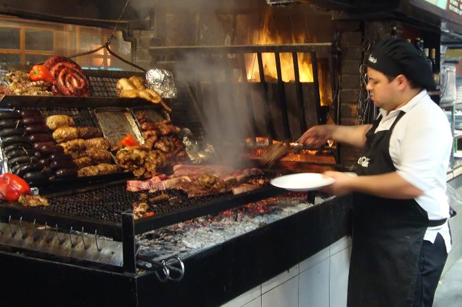 Meat heaven: la parilla in Montevideo.