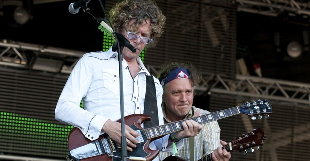 The Jayhawks will bring Mockingbird Time to Belly Up Tuesday.