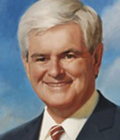 Newt Gingrich believes equity groups are capitalism gone bad.
