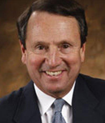 Rancho Santa Fe's Gerald Parsky runs the equity firm Aurora.
