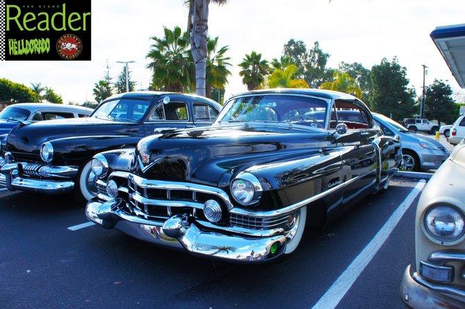 Old Cadillac.