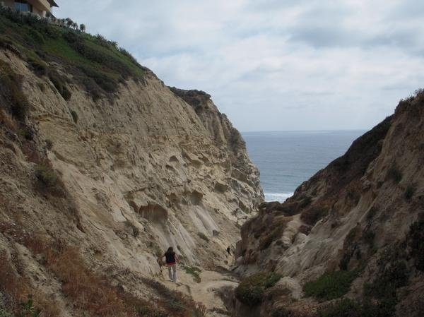 ho chi minh trail. blacks beach.