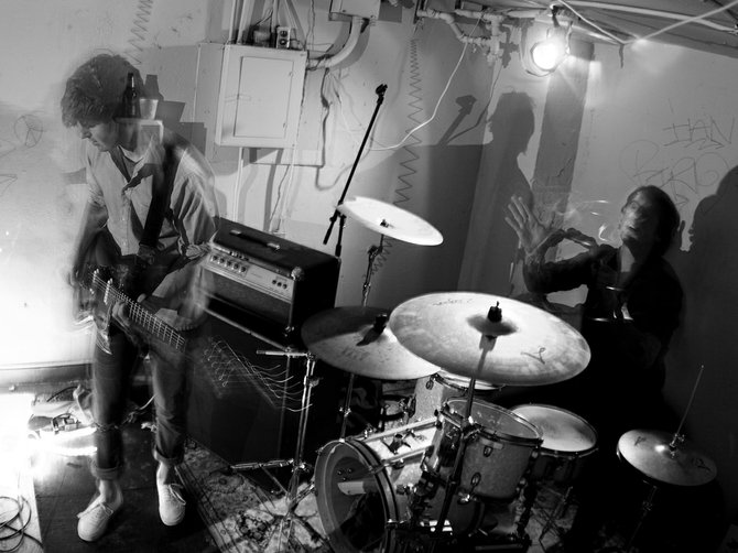 SanFran fuzz-pop band the Weekend hits the Loft Saturday night.