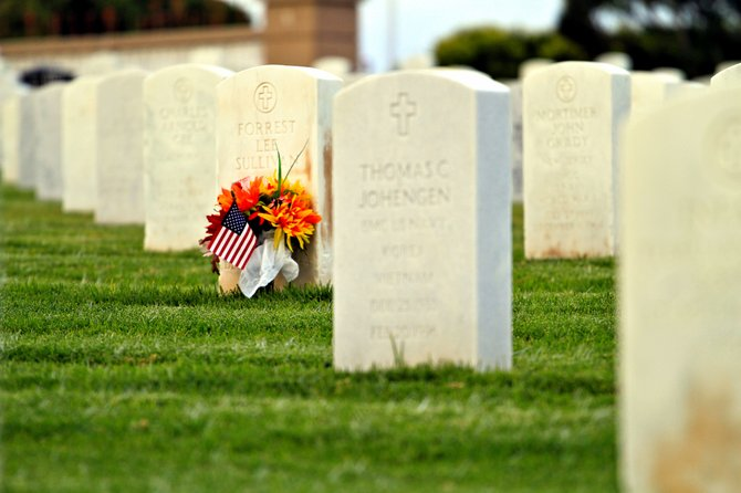 Fort Rosecrans National Cemetery, San Diego