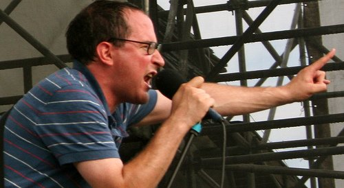 The Hold Steady's Craig Finn plays Casbah Sunday.
