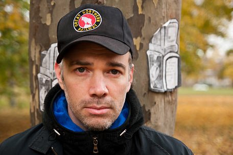 Rapping Canuck Buck 65 hits Casbah on Tuesday night.