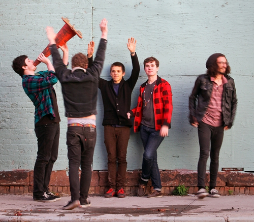 Surfer Blood plays Porter's Pub in La Jolla on Tuesday.