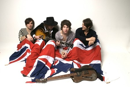 British indie-pop act the Kooks visit House of Blues on humpnight.