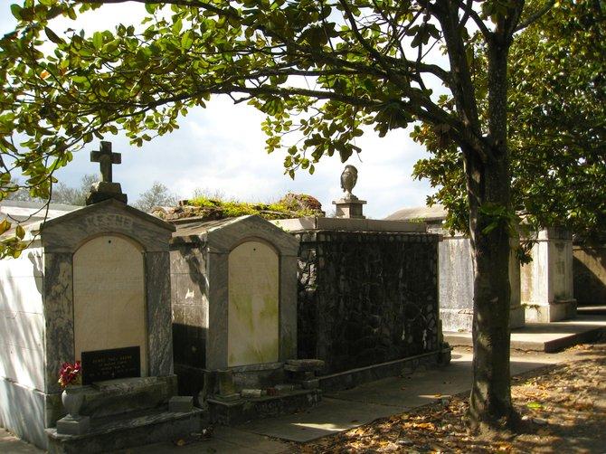 Lafayette Cemetery No. 1, Garden District, New Orleans, LA.