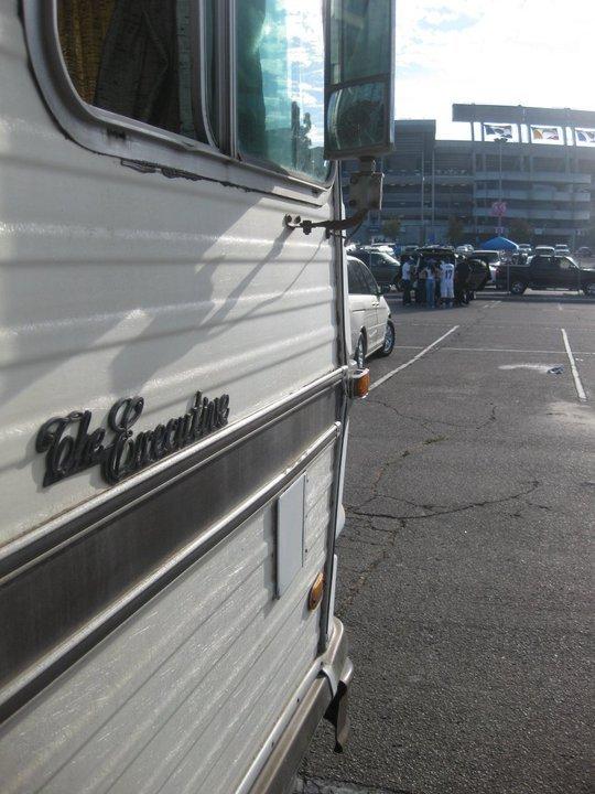 Retro View Q  (from Qualcomm stadium)
