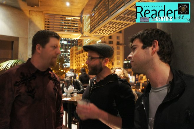 Reader R3ad3rs Appr3ciation Night (Rule of 3s) photo