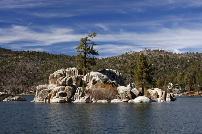 Boulder Bay, Big Bear Lake, CA