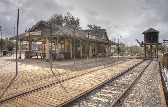 Poway - Midland Railroad, Poway, CA