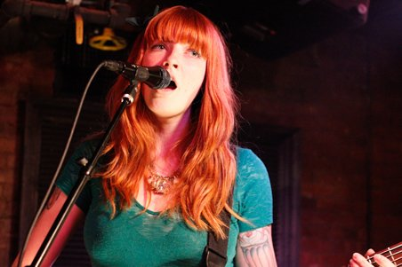 Indie-pop act Le Sera plays all-ages Irenic in North Park Saturday.