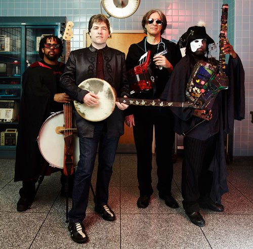 New-grass and jazz banjo man Béla Fleck and his Flecktones check into Anthology for two nights.
