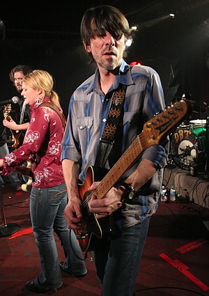 Country skrunks Drive by Truckers will murder R&B at Belly Up on Wednesday.