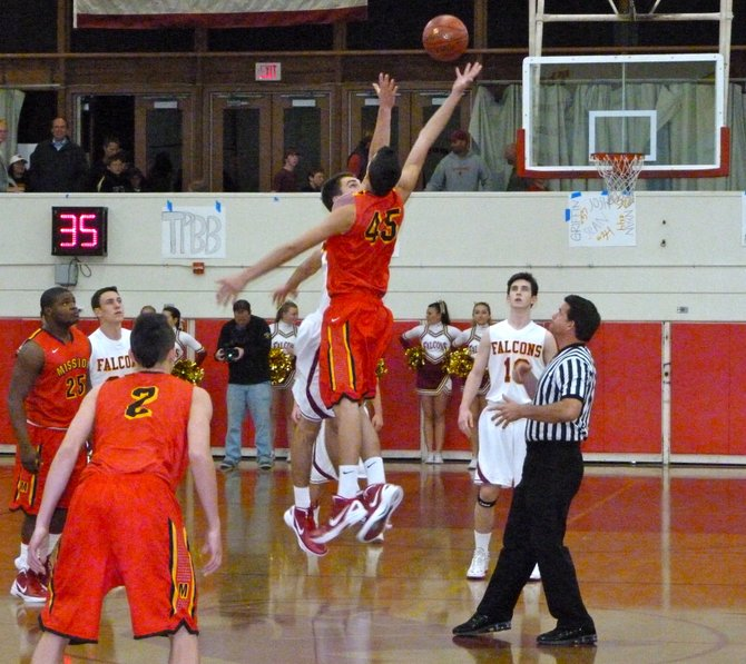 Torrey Pines and Mission Viejo tip off the Division I state playoffs
