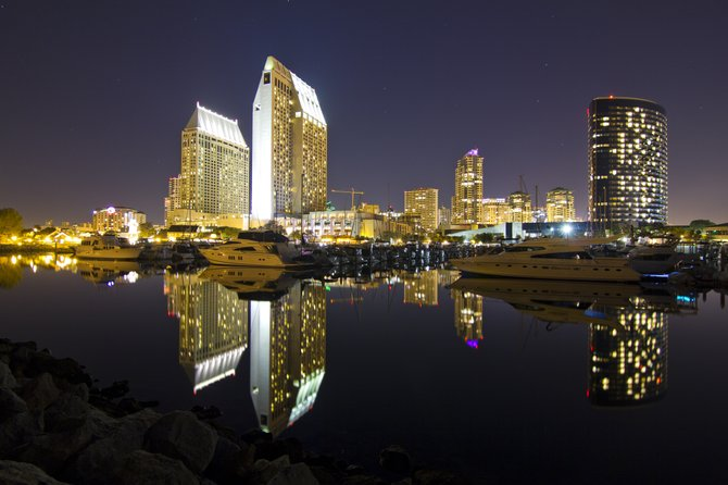 'San Diego Marina' 